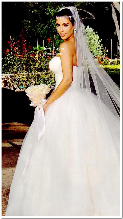 kim kardashian d couvrez sa robe de mari e et ses robes