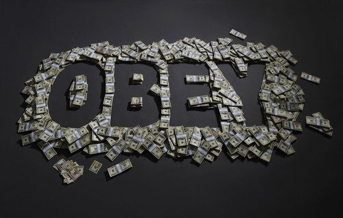 OBEY  - AmericanSwaag Obey Logo Wallpaper Swag
